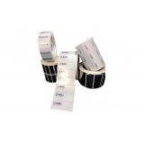 preço de etiqueta termocolante personalizada Caçador